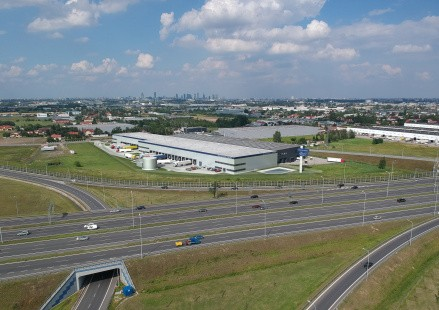 TKD Polska leases a new warehouse near Warsaw airport