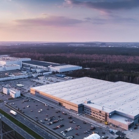 New facility for Volkswagen Poznan is ready