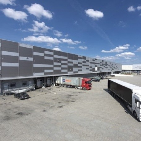 Dan Cake leases space at the Silesian Logistics Centre in Sosnowiec