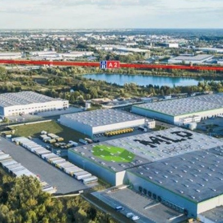 Radial moves into MLP Pruszkow II