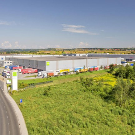 Goodman Kraków Airport Logistics Centre